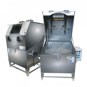 Manual/Auto Combi Washers